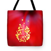 Bursting Towards You Tote Bag