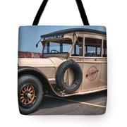 Bus No. 19 Tote Bag
