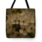 Bushel Of Flowers Tote Bag