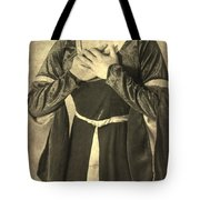 Bust Of A Woman Tote Bag by Joana Kruse