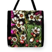Bustin Out Tote Bag