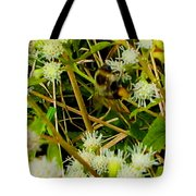 Busy Bee Tote Bag