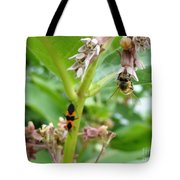 Busy Bodies Tote Bag