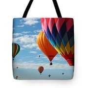 Busy Times Tote Bag