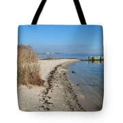 Butler Beach Tote Bag