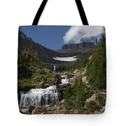 Butte At Lunch Creek  Tote Bag