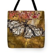 Butter Can't Fly Tote Bag