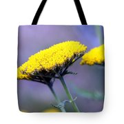 Butter Weeds Tote Bag