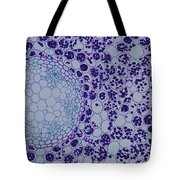 Buttercup Root Section Tote Bag