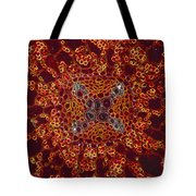 Buttercup Vascular System Tote Bag