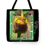 Butterflies 3d Tote Bag