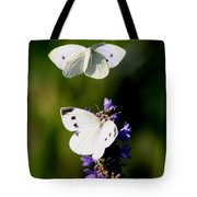 Butterfly - Visiting Tote Bag