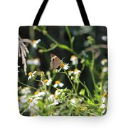 Butterfly 17 Tote Bag