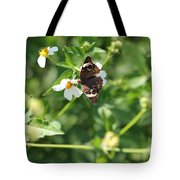 Butterfly 25 Tote Bag