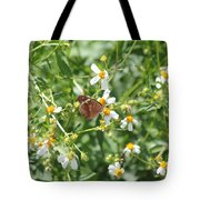 Butterfly 31 Tote Bag