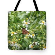 Butterfly 32 Tote Bag