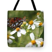 Butterfly 41 Tote Bag