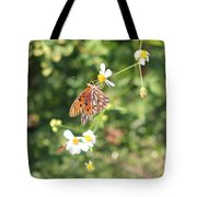 Butterfly 46 Tote Bag