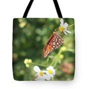 Butterfly 47 Tote Bag