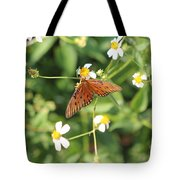 Butterfly 48 Tote Bag