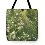 Butterfly 49 Tote Bag