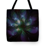 Butterfly Ball Tote Bag