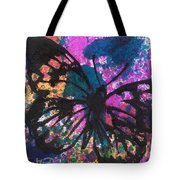 Butterfly Bliss Tote Bag
