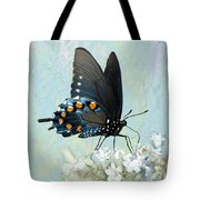 Butterfly Candy Tote Bag