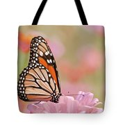 Butterfly Garden Iv Tote Bag