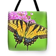 Butterfly In Candyland Tote Bag