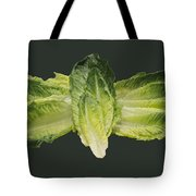 Butterfly Lettuce Tote Bag