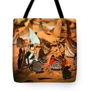 Butterfly Menagerie Tote Bag