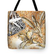 Butterfly Mosaic 02 Elena Yakubovich Tote Bag