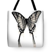 Butterfly Tears 2 Tote Bag