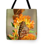 Butterfly Weed 2 Tote Bag
