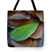 Butterfly Wing Scale Sem Tote Bag