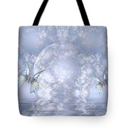 Butterfly World Tote Bag