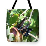 Butterfly4 Tote Bag