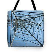 Buzz To The Sky Tote Bag