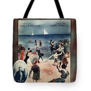 By The Beautiful Sea, 1914 Tote Bag