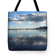 By The Sea In Maine Tote Bag