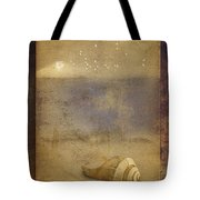 By The Sea Tote Bag by Ron Jones