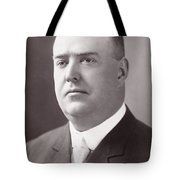 Byron Bancroft Johnson Tote Bag