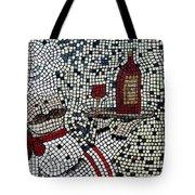 Cabaret Wine Tote Bag