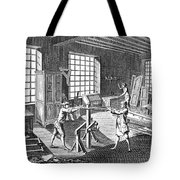 Cabinetmakers Workshop Tote Bag