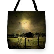 Cackling Breath  Tote Bag