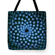 Cacti Blues Tote Bag
