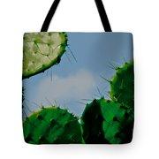 Cacti Junkie Tote Bag