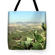 Cactus At Samaria Tote Bag