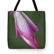 Cactus Flower Drops Tote Bag